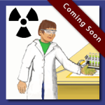 Coming Soon Radiation Safety Using Unsealed Sources ohs elearning course Virtual Accident